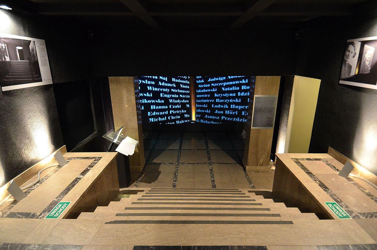 Gestapo Headquarters (Mausoleum of Struggle and Martyrdom ...