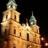 Holy Cross Church Warsaw