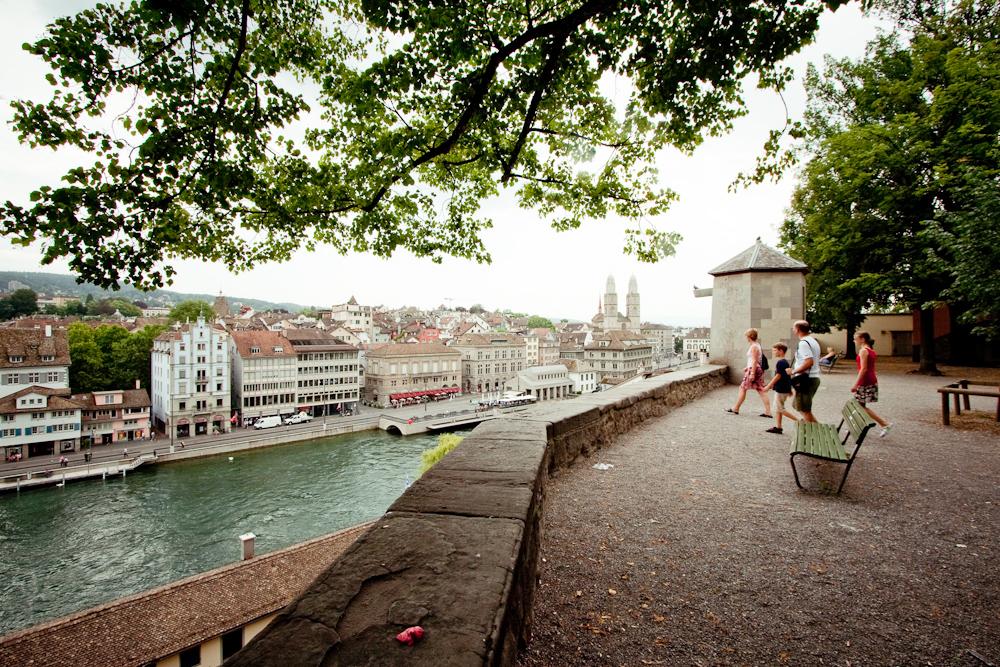 Парки и места отдыха в Цюрихе - достопримечательности Цюриха, город Цюрих, путеводитель по Цюриху