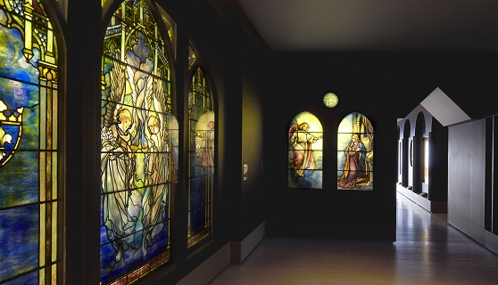 Museum Of Stained Glass Windows Broke Tourist