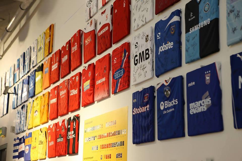 National Football Museum Broke Tourist