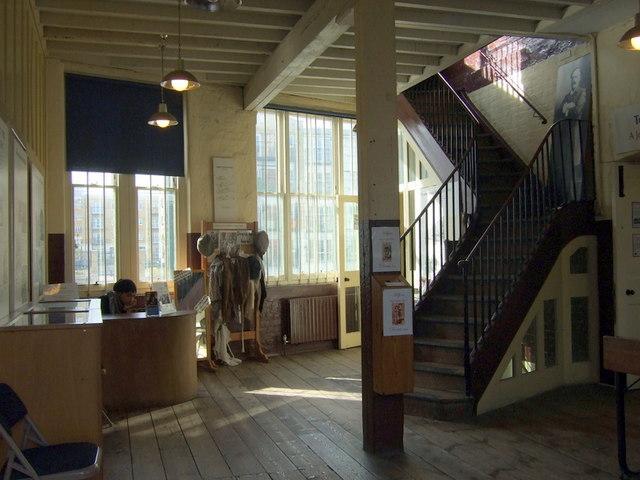 The Ragged School Museum Broke Tourist