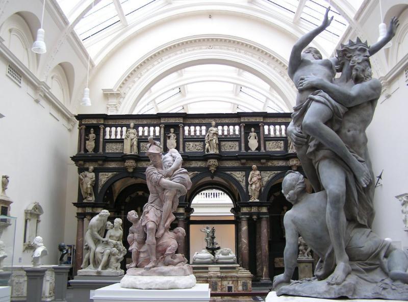 Znalezione obrazy dla zapytania victoria and albert museum