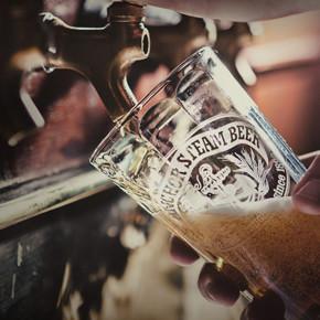 Anchor Brewing Tour
