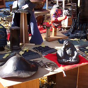 Antique & Flea Markets at Temple Grounds