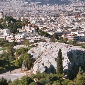 Areopagus (Mars Hills)