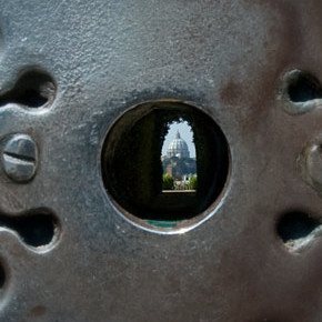 The Aventine Keyhole