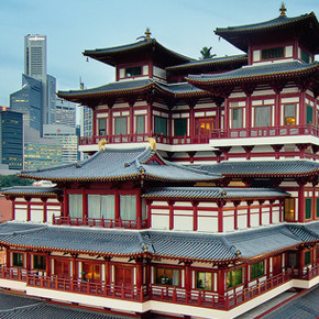 Buddha Tooth Relic Temple and Museum
