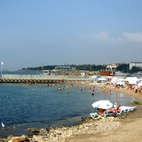 Caddebostan Beach