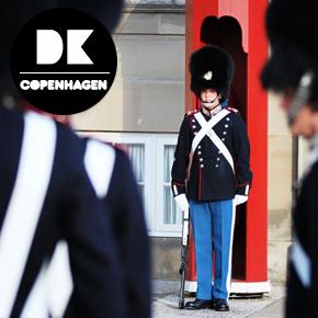 Changing Guard Amalienborg Palace