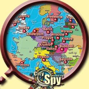 City Spy Map