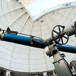 Stargazing at Coit Observatory