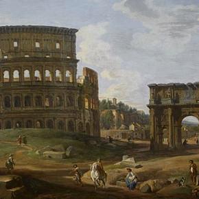Colosseum & Acro di Constantino (Arch of Constantine)