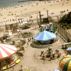 Coney Island Tour