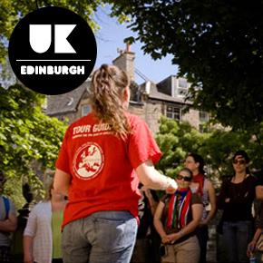 Edinburgh Walking Tour