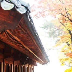 Meditate at Gilsang-sa Temple