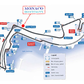 Walk the Grand Prix Circuit