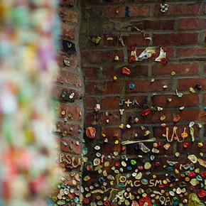 Market Theater Gum Wall
