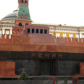 Lenin's Mausoleum