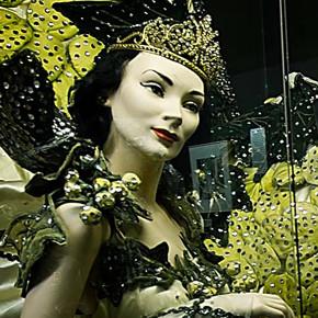 Germaine Cazenave Wells Mardi Gras Museum