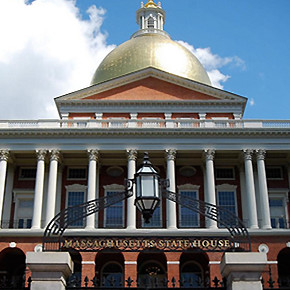 Massachusetts State House Tour
