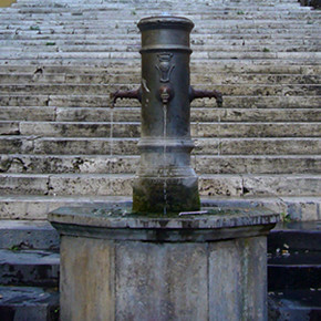 """Nasoni"" Drinking Fountains"