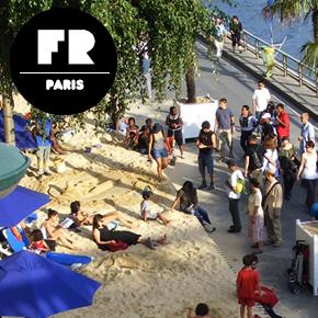 Paris Beaches