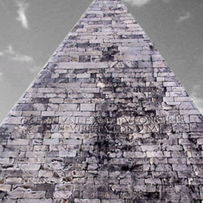 Pyramid of Cestius (The Roman Pyramid)