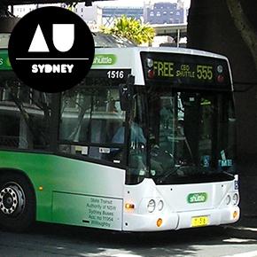 Shuttle Bus 555