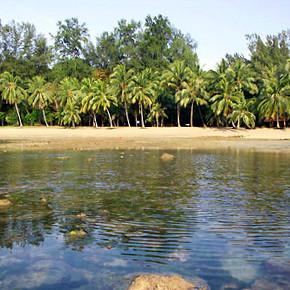 Sisters' Island Marine Park
