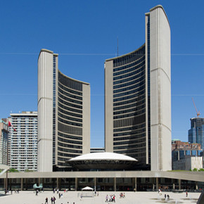 Self-Guided Toronto City Hall Tour