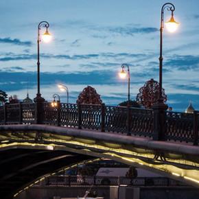 Trees of Love on Luzhkov Bridge