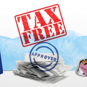 Tax-free/ VAT Refund