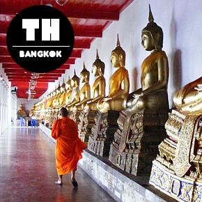 Meditate at Wat Mahathat