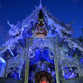 Wat Srisuphan (The Silver Temple)