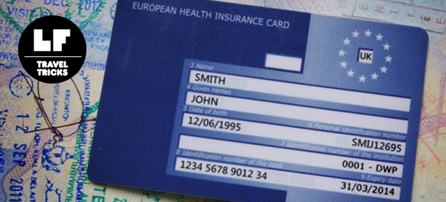 European Health Insurance Card (EHIC) | Broke Tourist